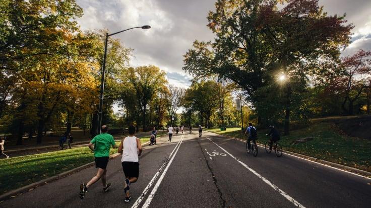 Løping ute. Hvorfor trene langkjøring?