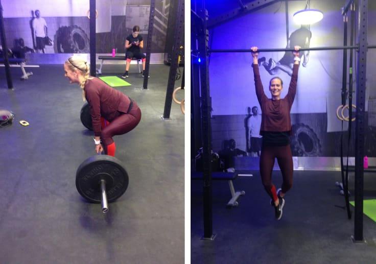 Sirkeltrening, styrketrening