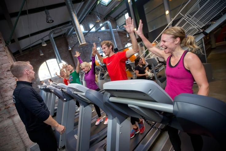 Få bedre kondisjon med Indoor Running