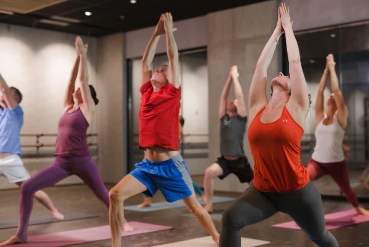 I yoga er hele poenget å gjøre det som føles bra for en selv 358489227d3db