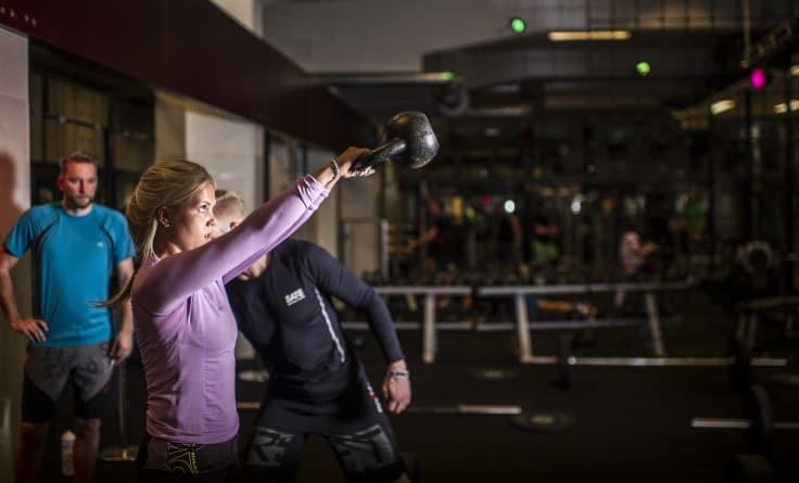 Teknikk styrketrening. Bli sterkere