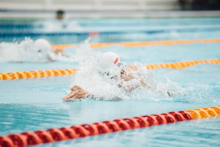 Svømming. én eller flere økter i uken med noe helt annet i en bestemt periode.
