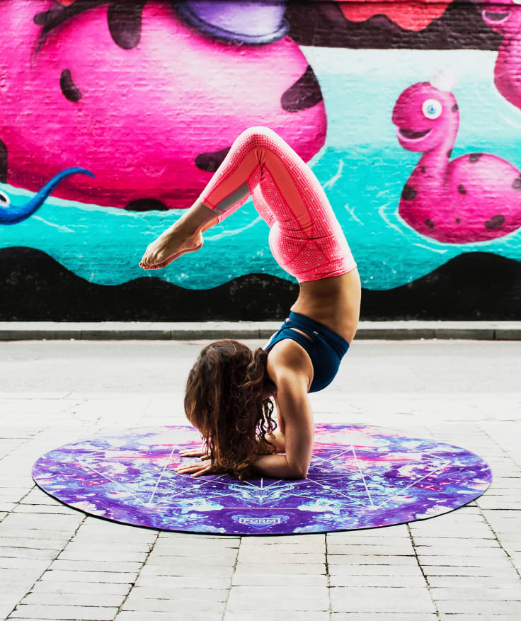 Yoga. én eller flere økter i uken med noe helt annet i en bestemt periode.