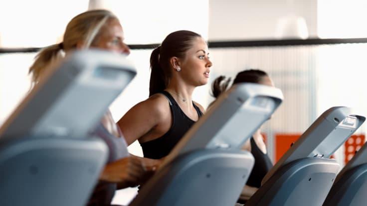 Få bedre kondisjon med gruppetrening. Løping