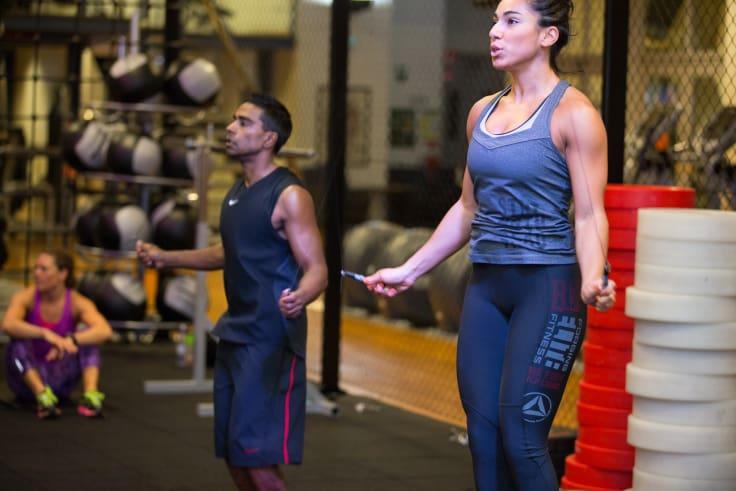 Høyintensiv trening gir høyere forbruk av fett enn lavintensiv