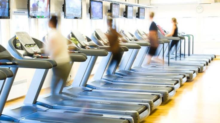 Intervall og fartstrening for å forbrenne fett