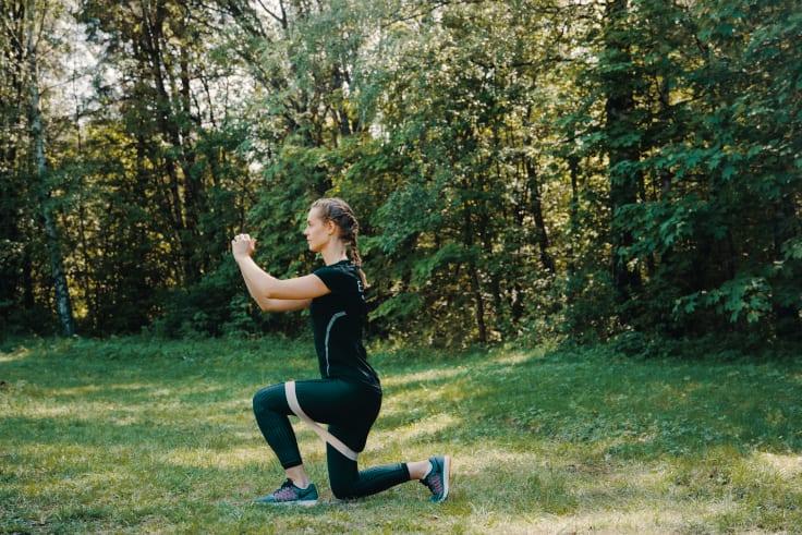 Utfall med kick, sommarträning