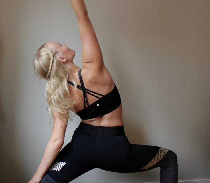 Yoga kan hjälpa vid ryggsmärtor