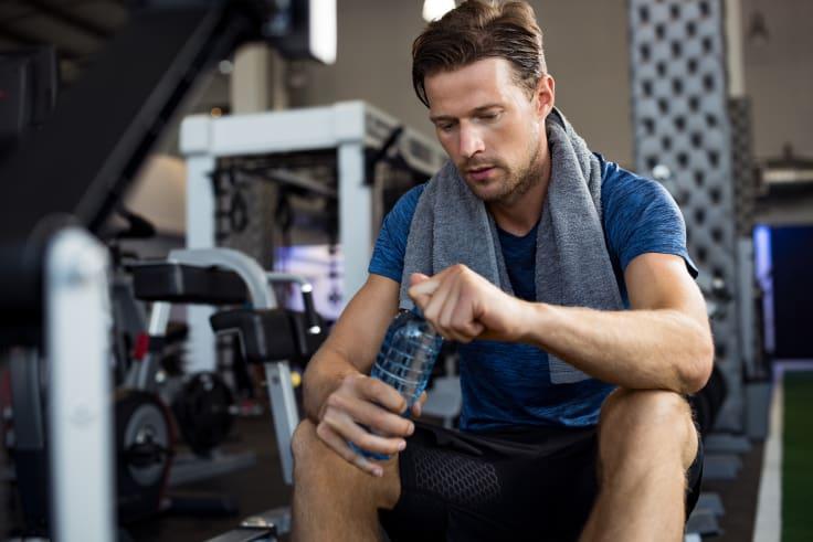 Hitta en inre motivation för att göra träningen till en vana.