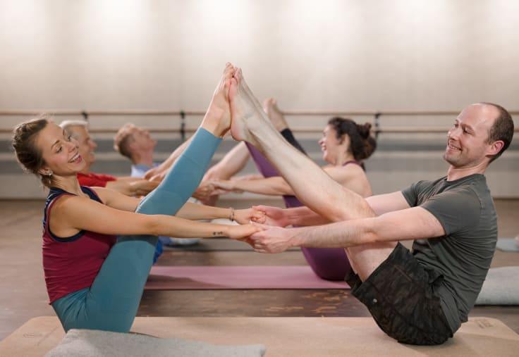 Därför är det bra att träna yoga.