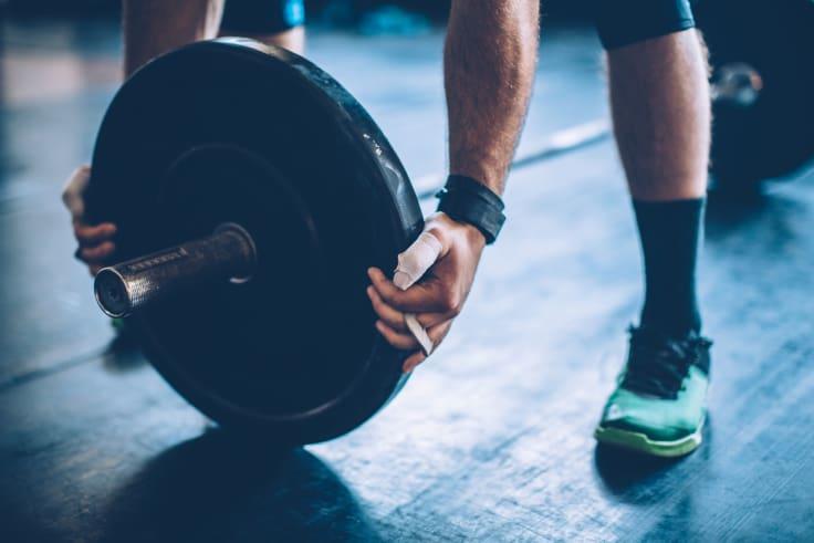 Lasta på tungt - bli starkare
