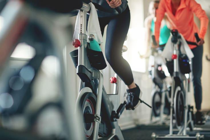 Cycling för viktnedgång