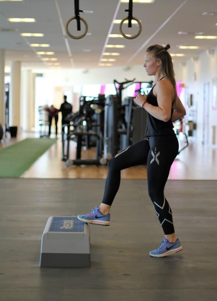 bästa träningen för viktminskning