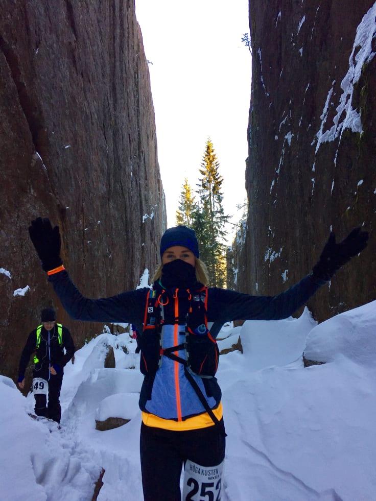 Högakusten Winter Trail