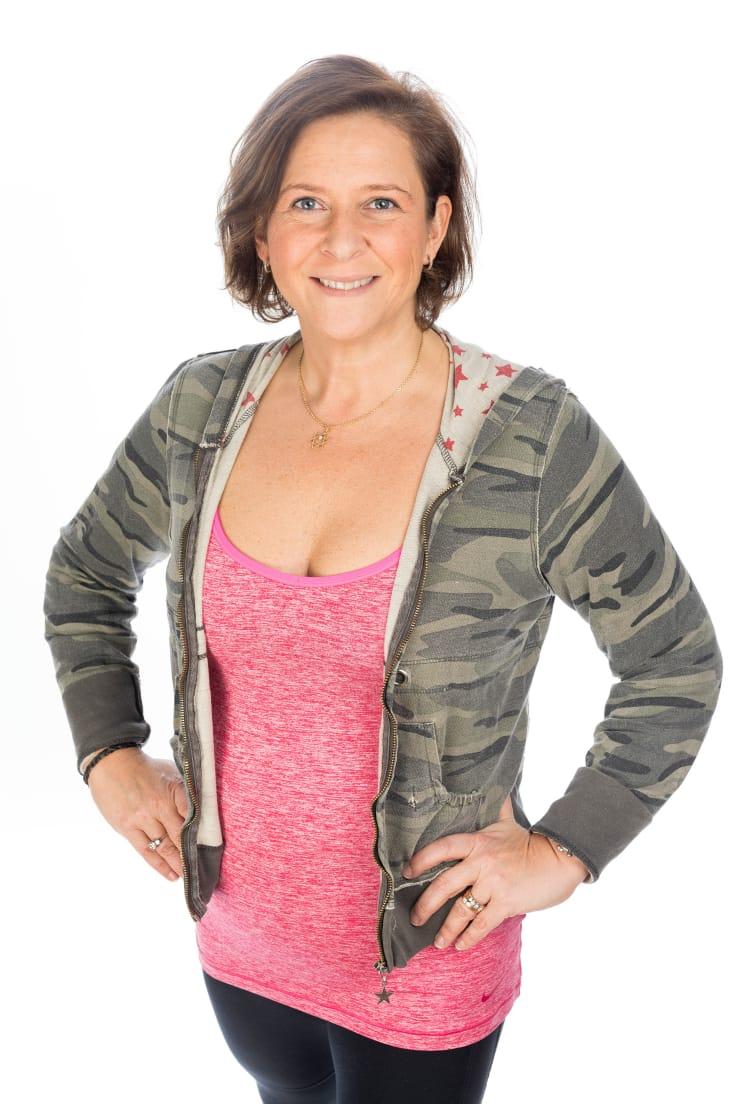 Marina Green Eklund är månadens medlem och har gått ner 20 kilo.