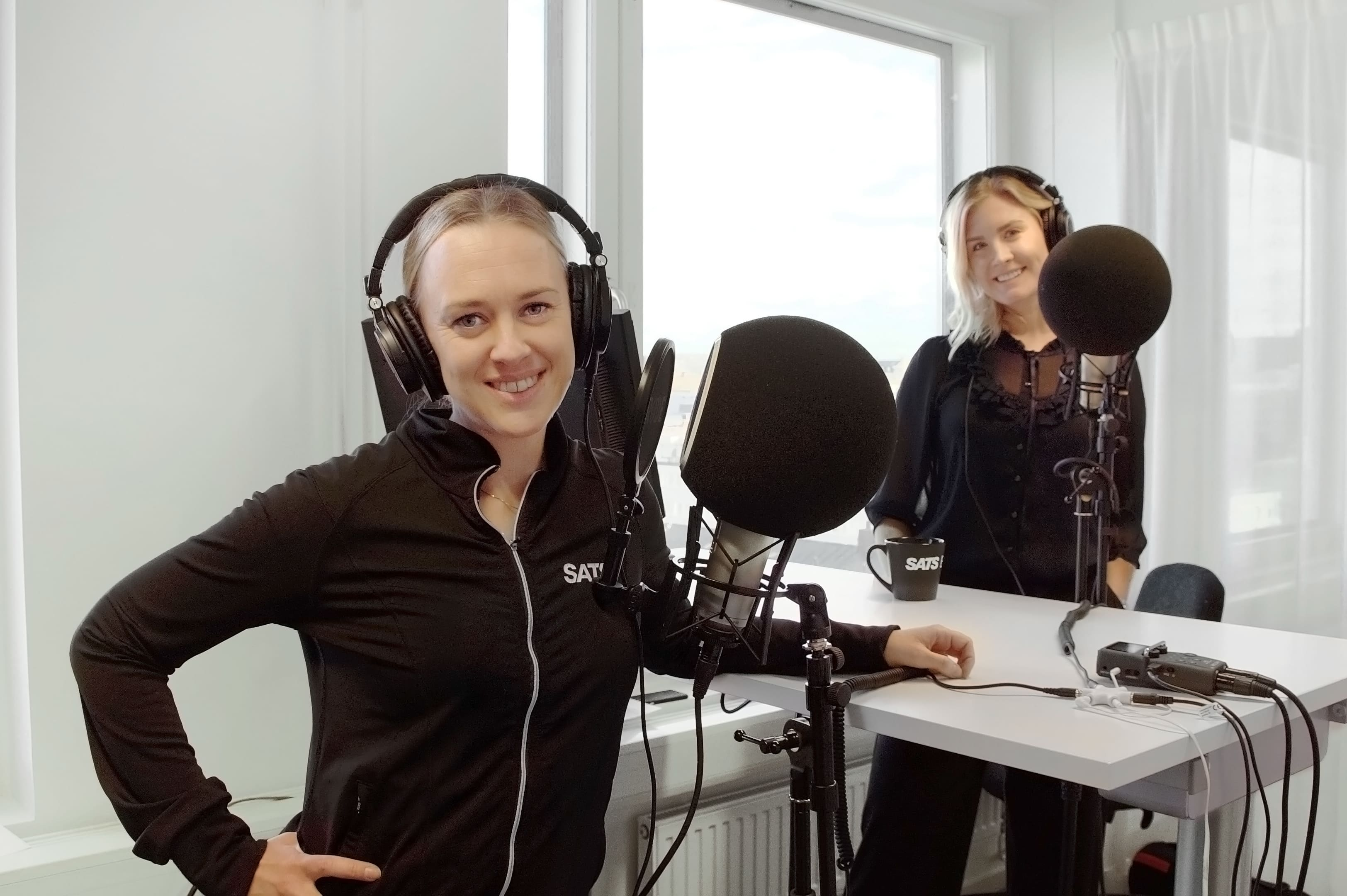 12. Gå ner i vikt med SATS PT och dietist Kristine Symreng