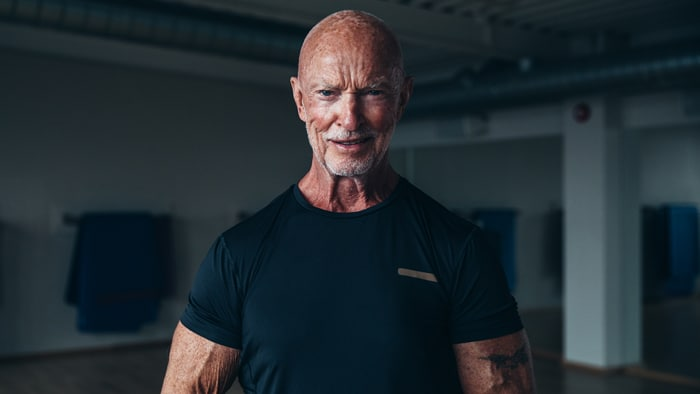 Dette er Hans Jørgen Nilsen på 81 år!