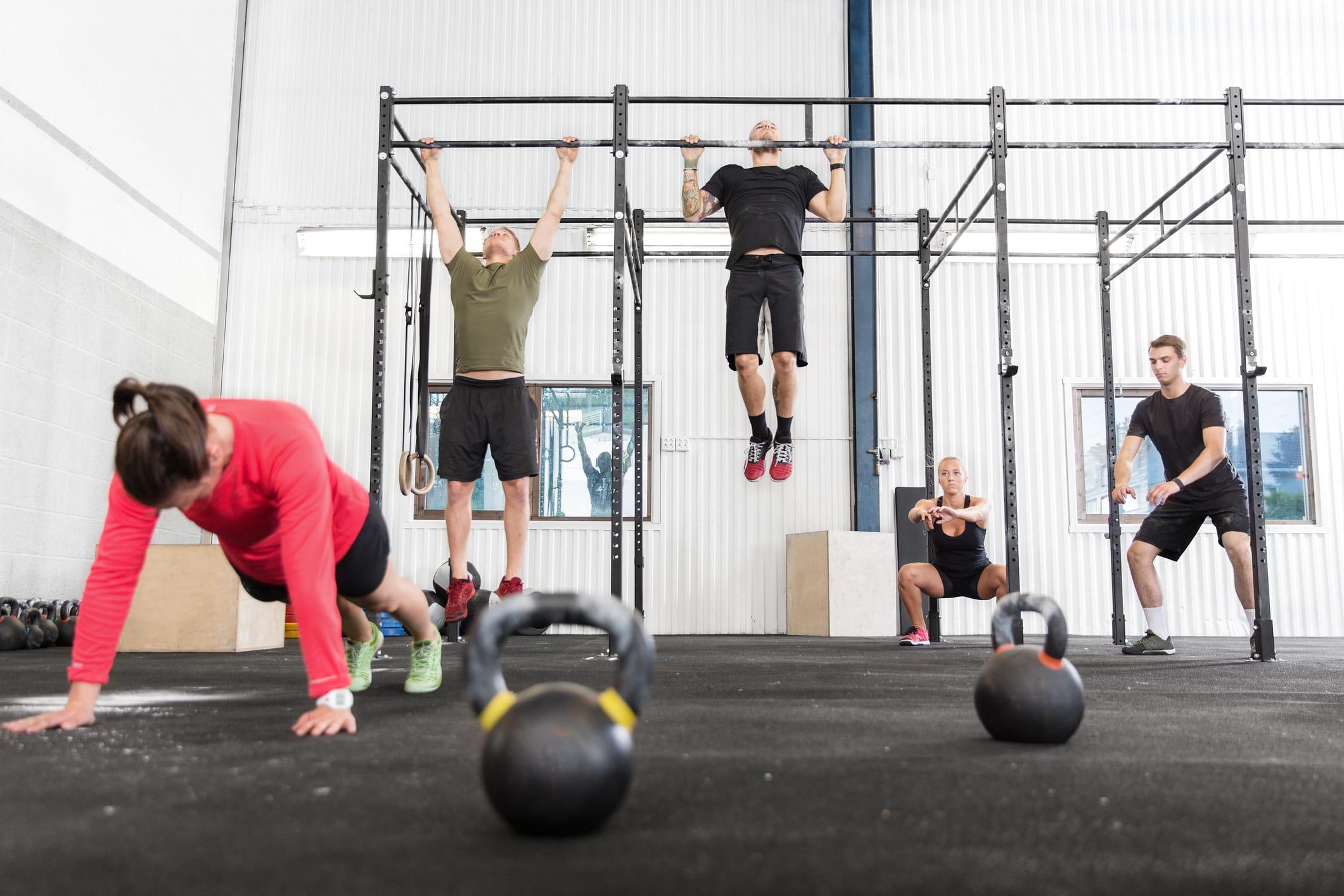 Er det lurt å trene variert?