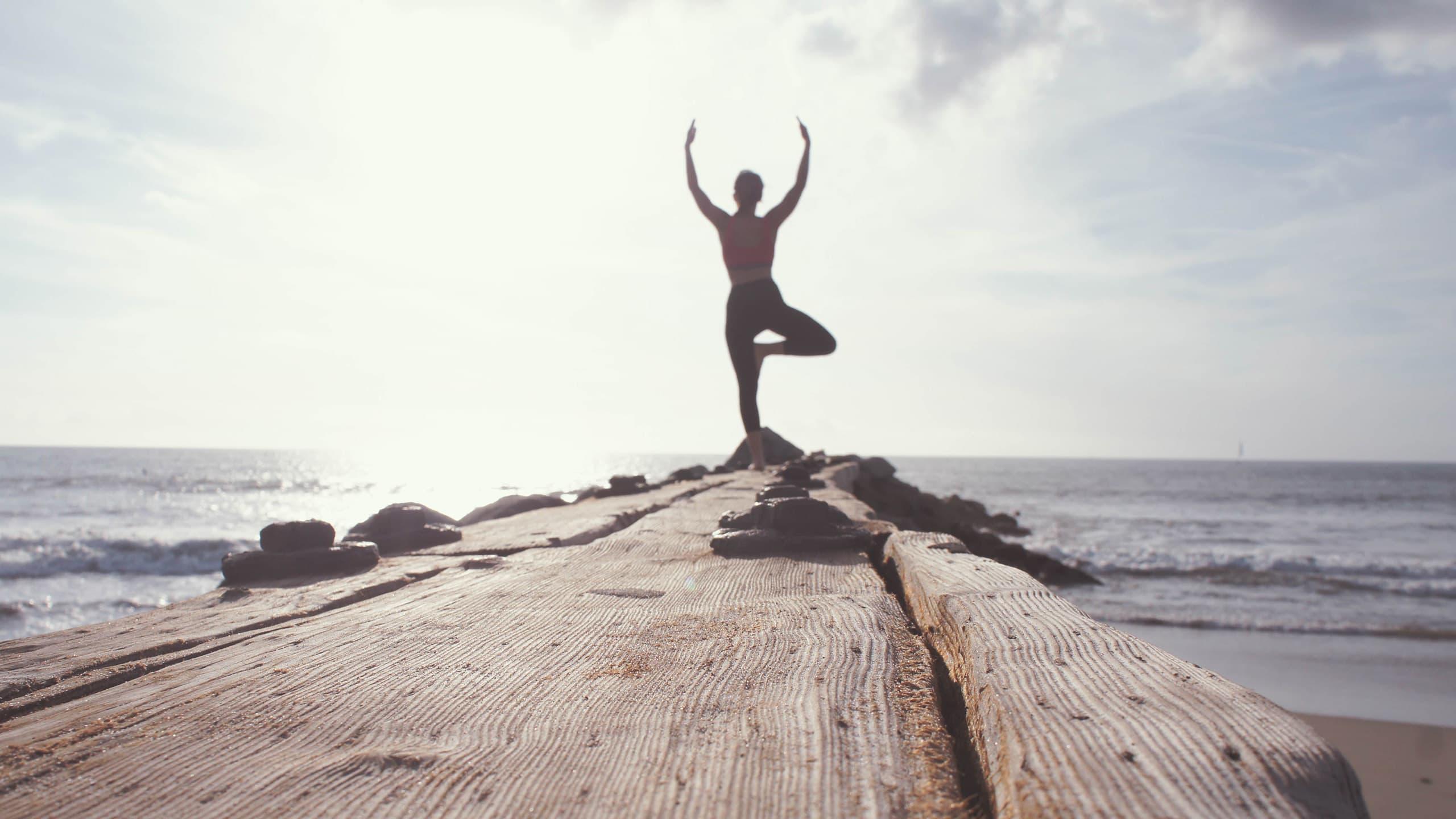 5 syytä aloittaa jooga