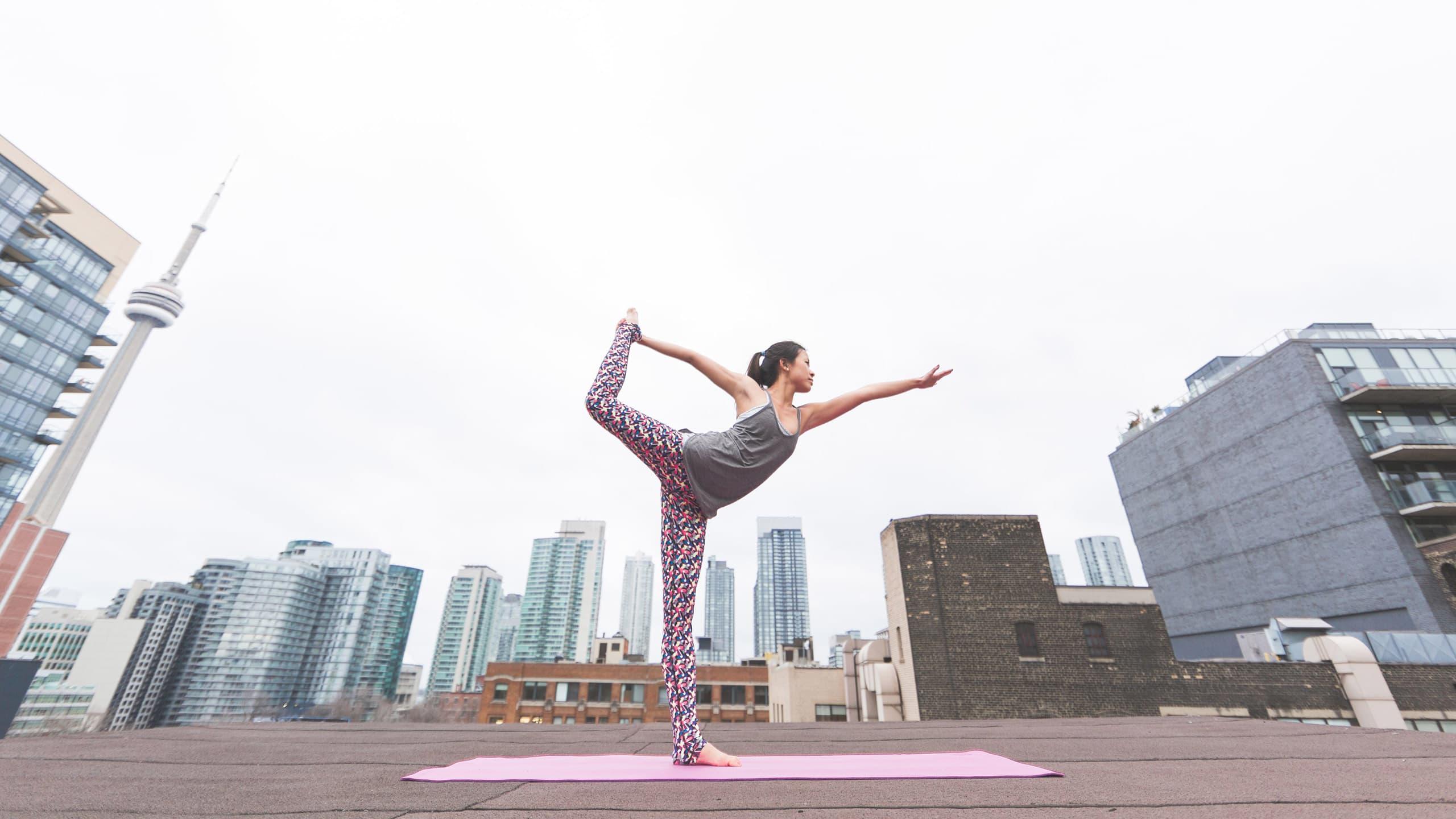 Viisi notkeuden estettä – ja mihin niistä jooga voi tuoda apua