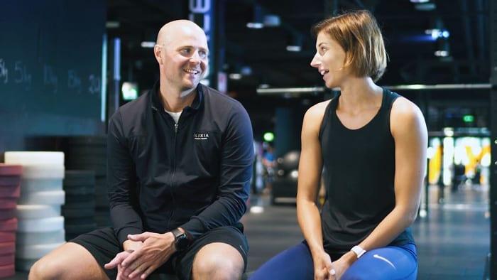 Personal Trainer -tunnille voit tulla lähtötasosta riippumatta