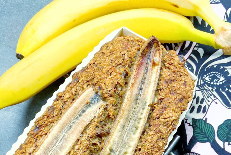 Banaanileipä