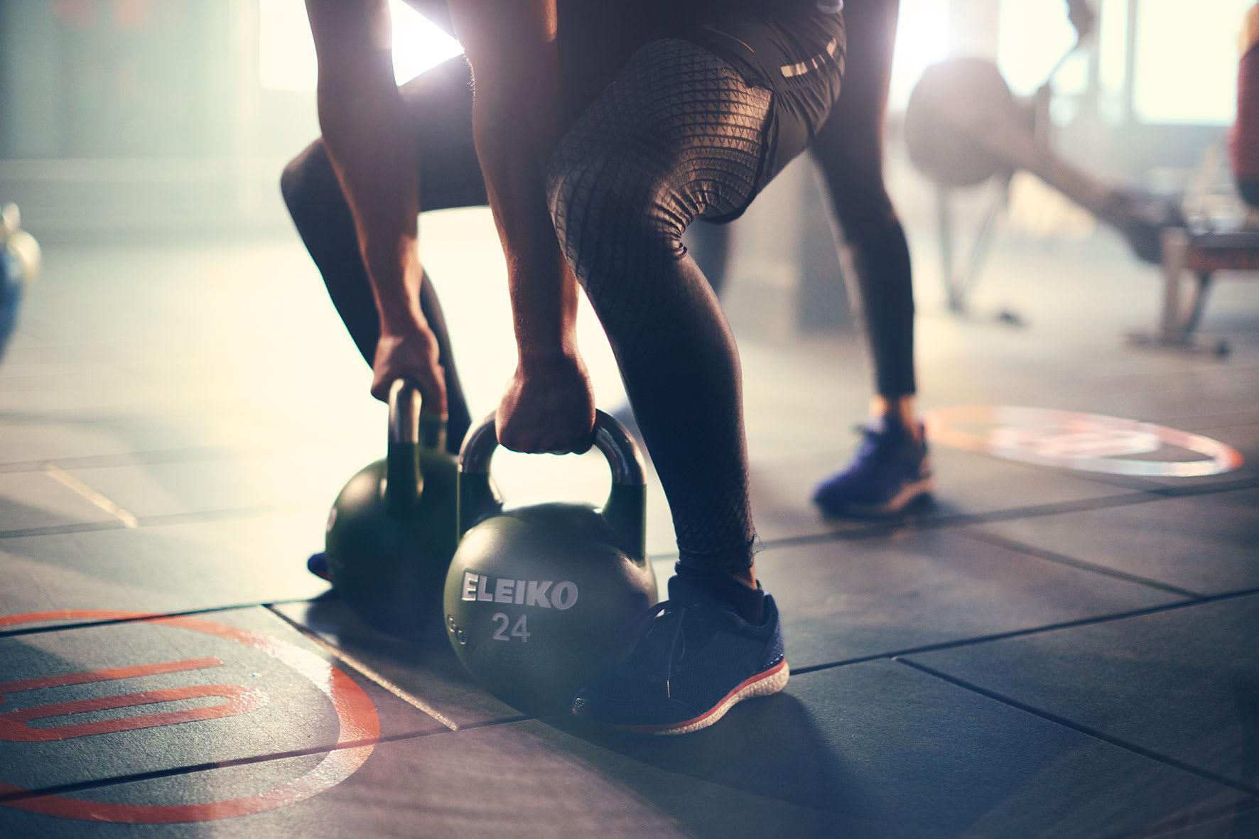Tehokasta treeniä sinulle, joka haluat erottuvat lihakset