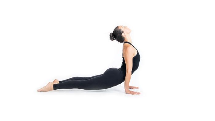 6 joogaliikettä rentoutumiseen