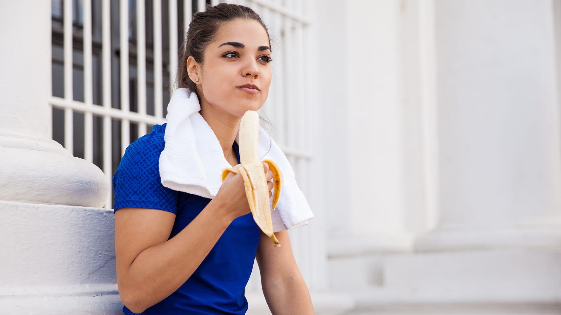 Syö näin, jos treenaat kohottaaksesi kuntoasi