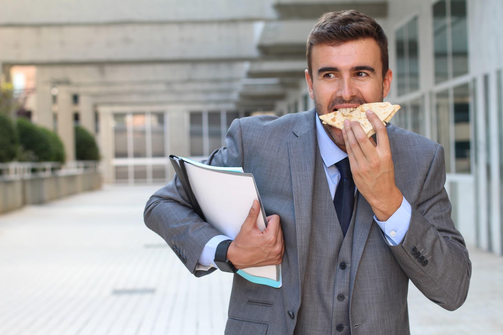 Stressaatko itsesi ylipainoiseksi?