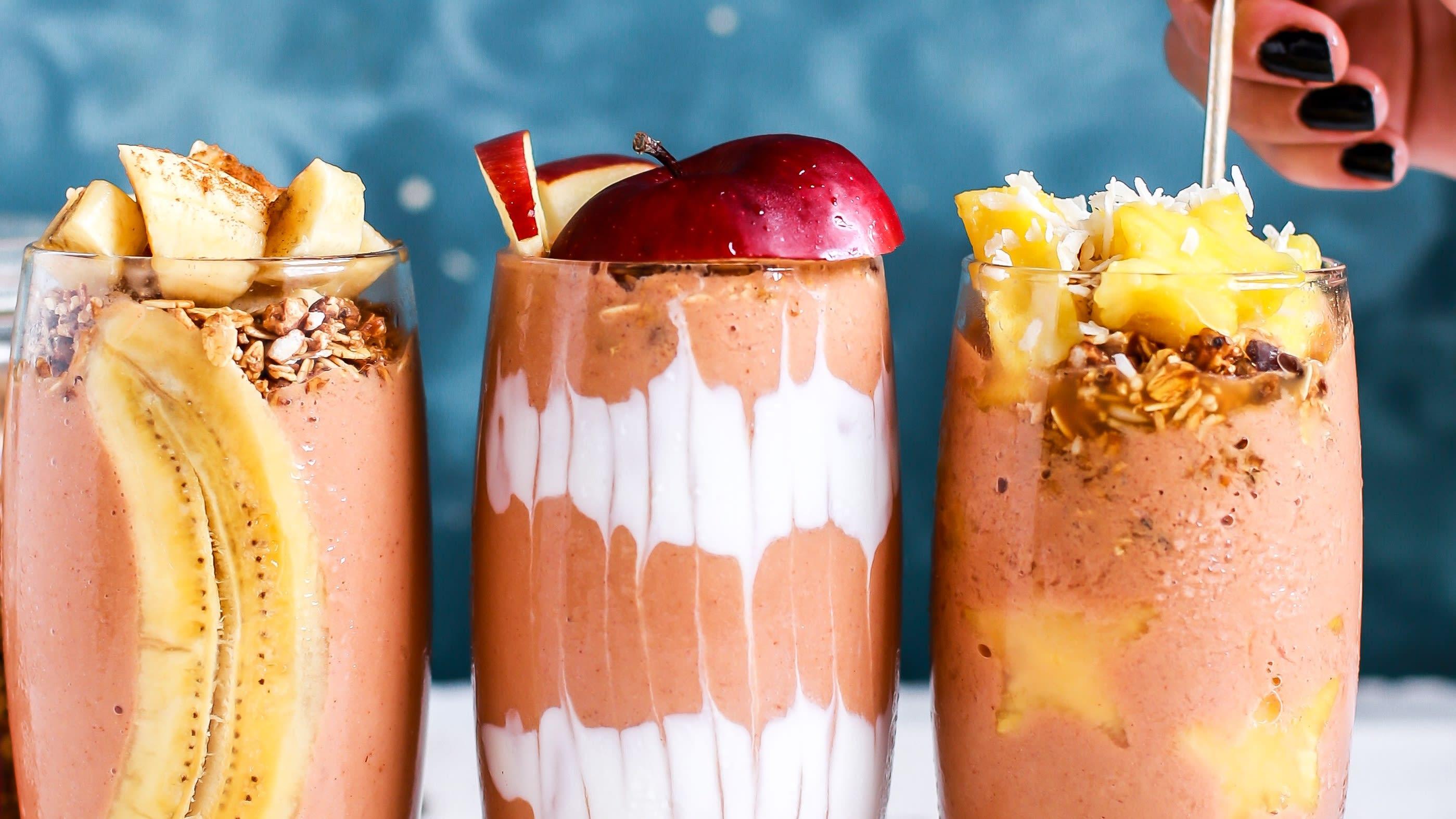 Tiesitkö tämän smoothieista?