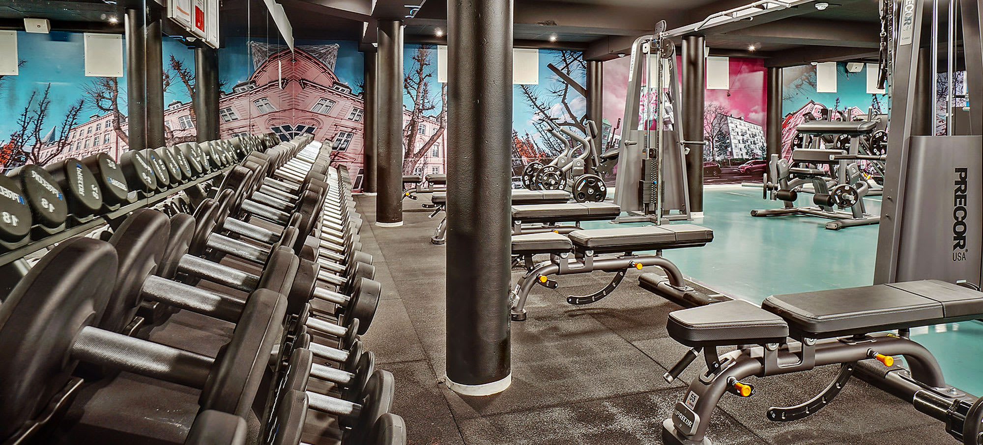 fitness dk døgnåbent