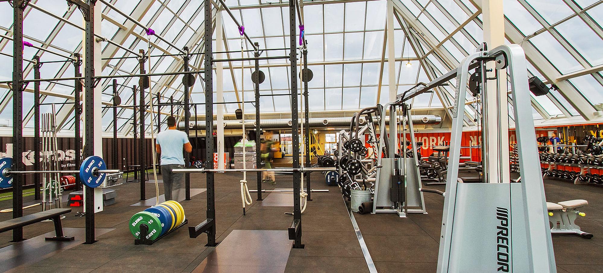 viby sjælland fitness