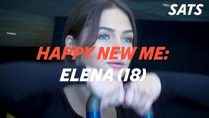 Happy New Me: Elena