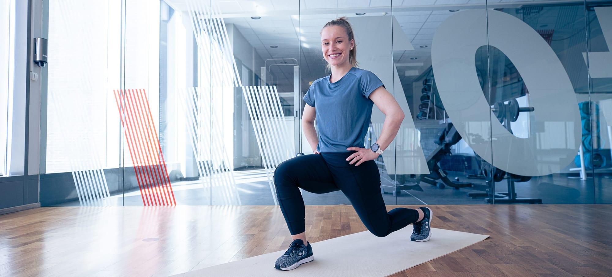 Styrketræning har sundhedsmæssige fordele