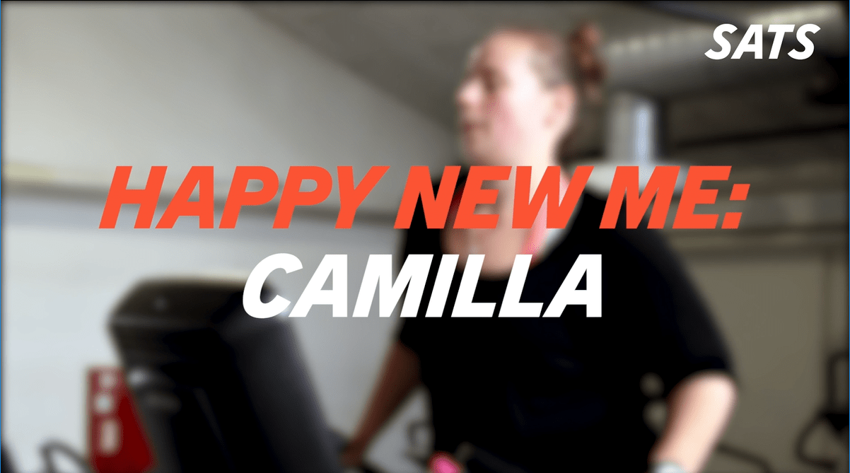 Happy New Me: Camilla