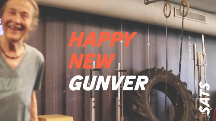 Happy New Me: Gunver