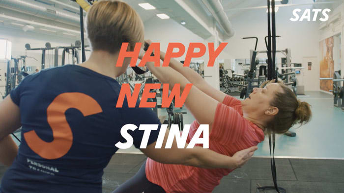 Happy New Me: Stina