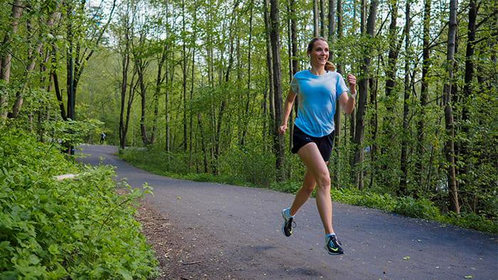 4 tips til intervaltræning udendørs