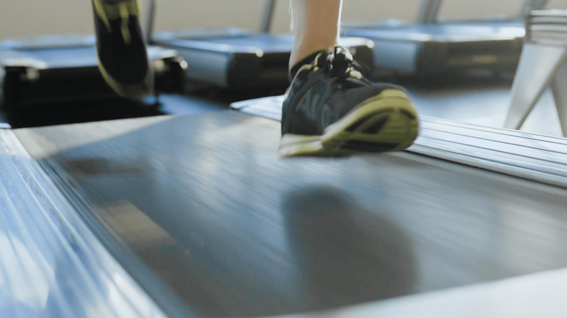 Sådan træner du på et løbebånd