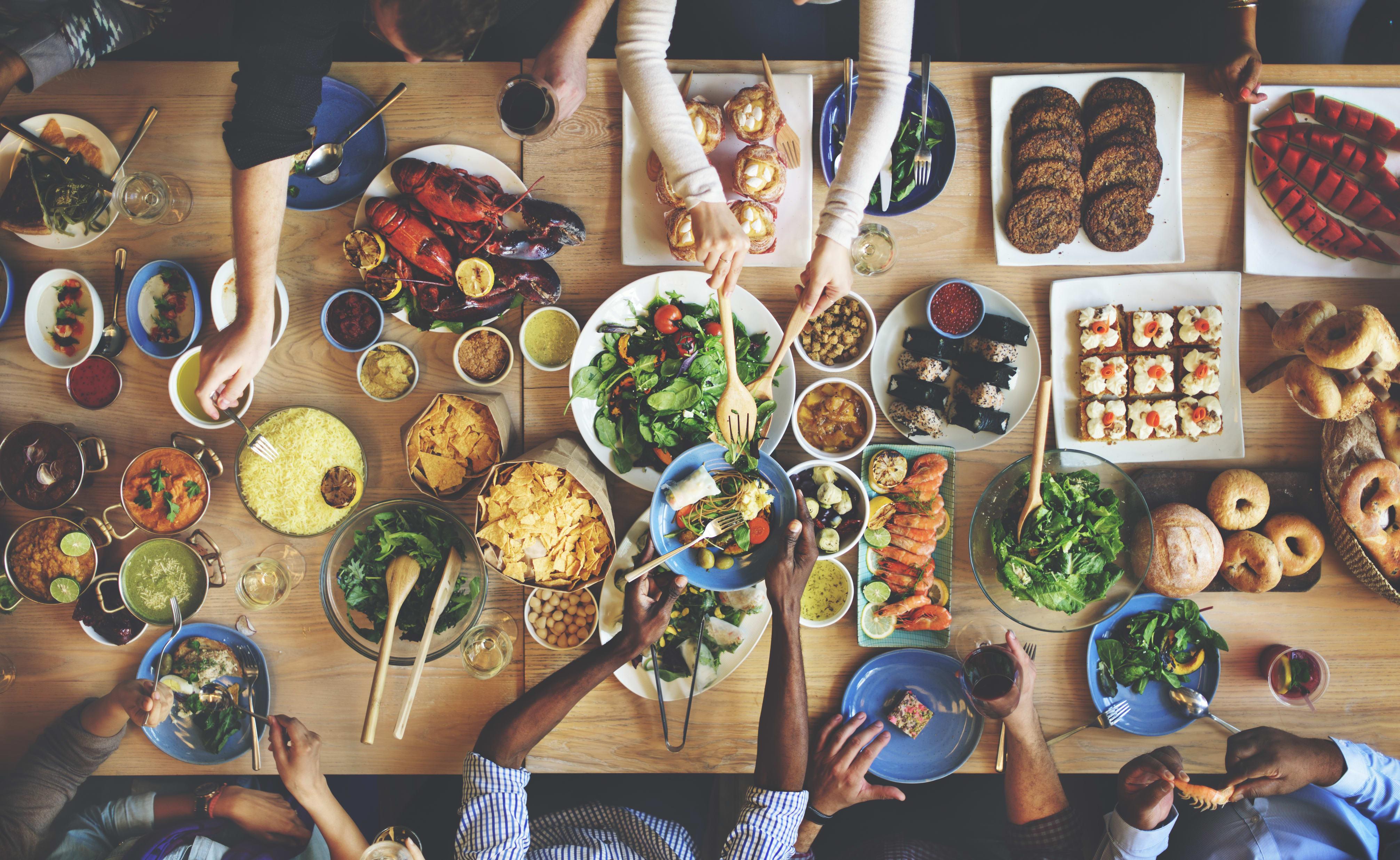 Værd at vide hvis du ikke tæller kalorier