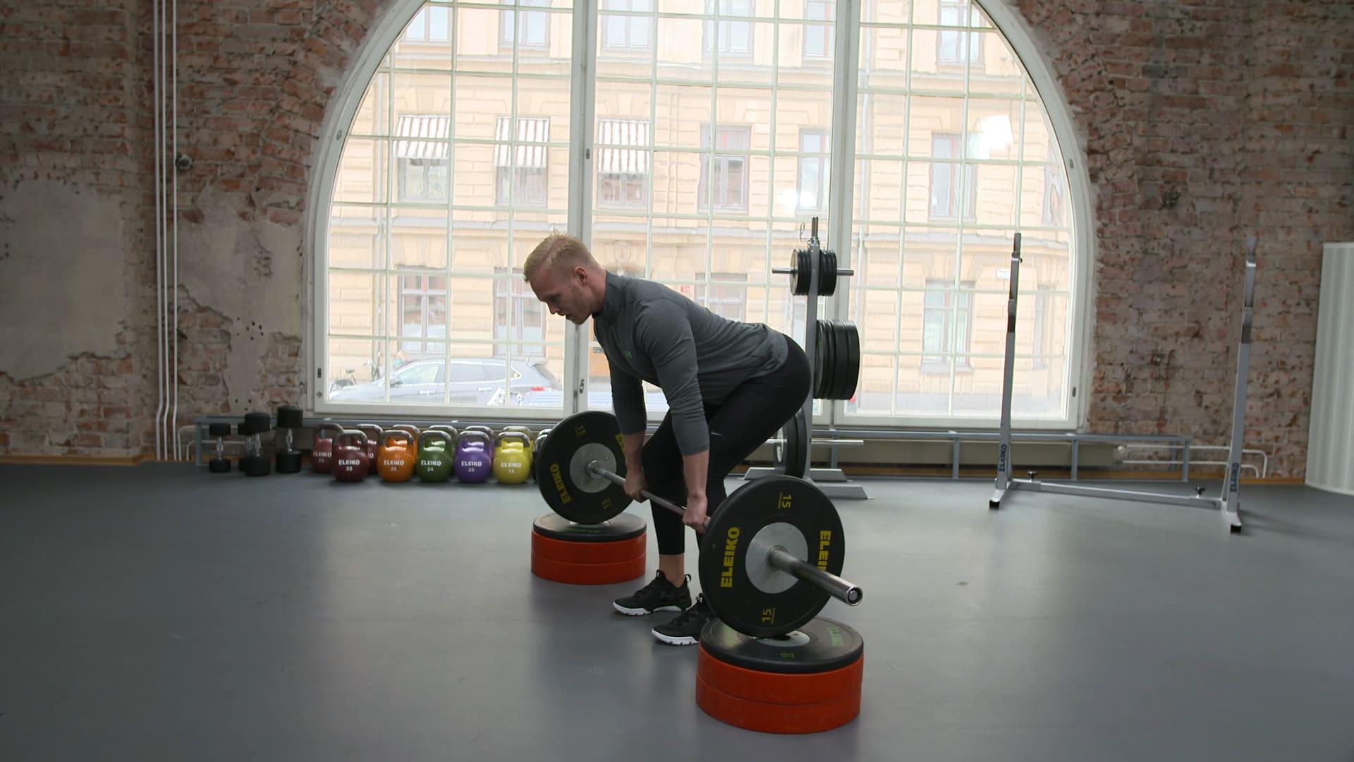 Træningsprogram: Dødløft