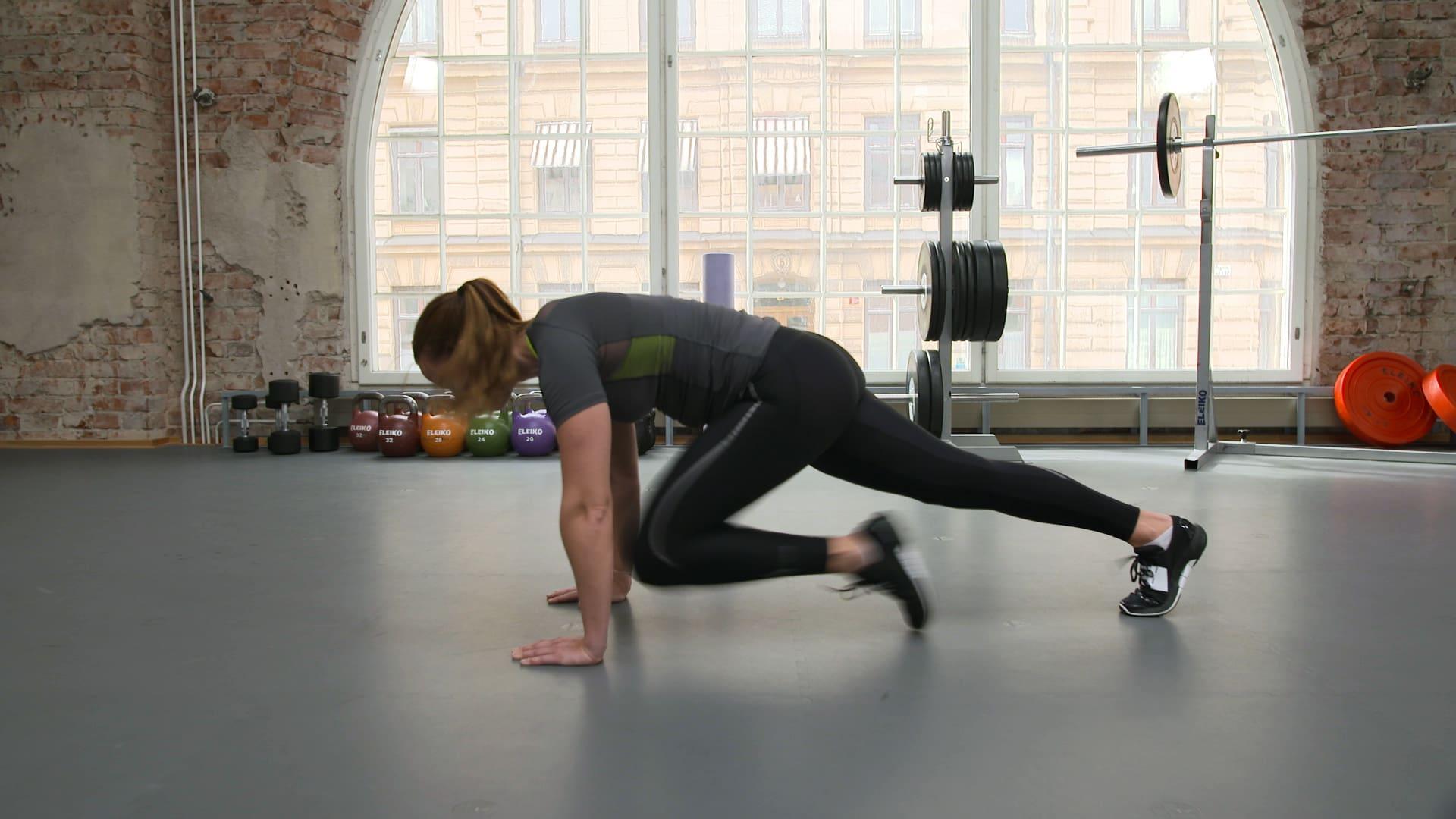 Træningsprogram: Cardio #1