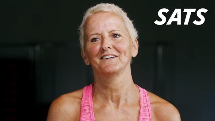 Britt vil tilbake i form etter brystkreft