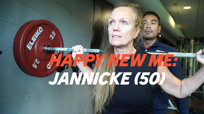 Happy New Me: Jannike Sundberg