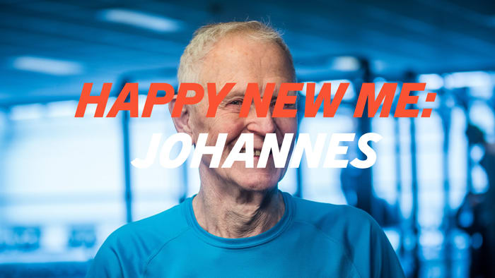 Happy New Me: Johannes