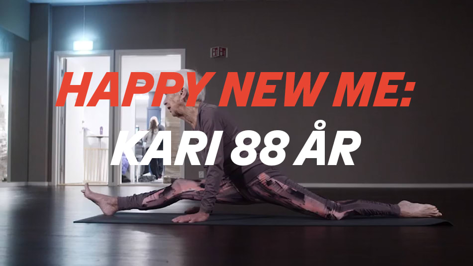 Happy New Me: Kari 88 år