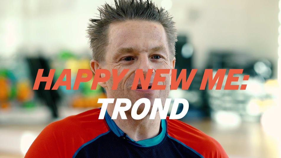 Happy New Me: Trond
