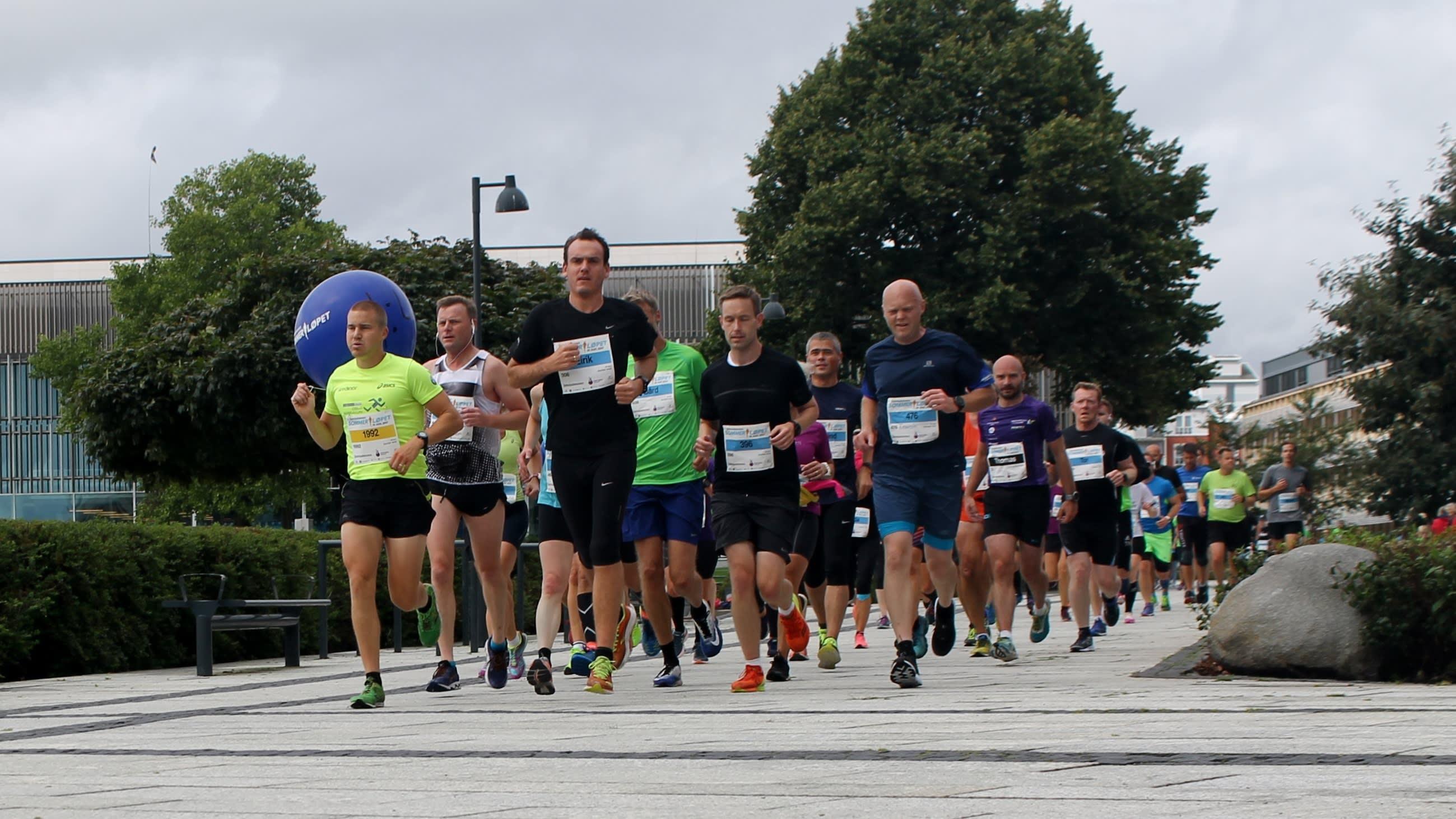 Spesifikk trening fram mot ditt løp