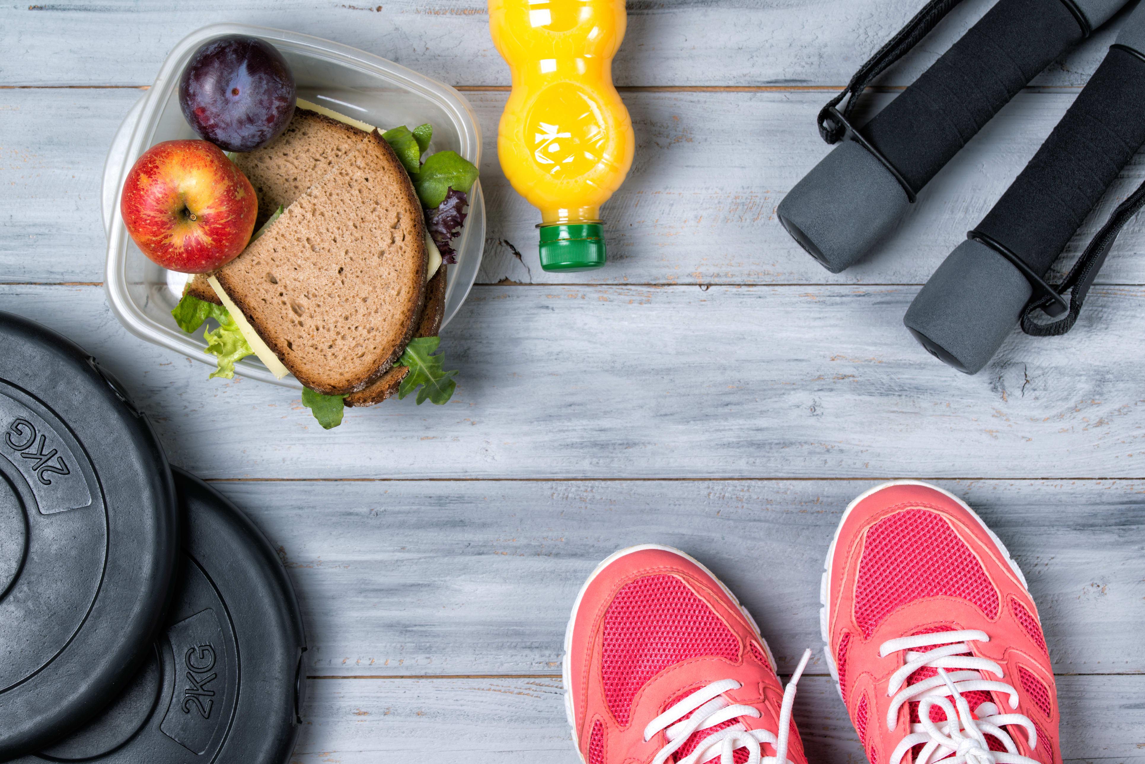 spise mindre gå ned i vekt